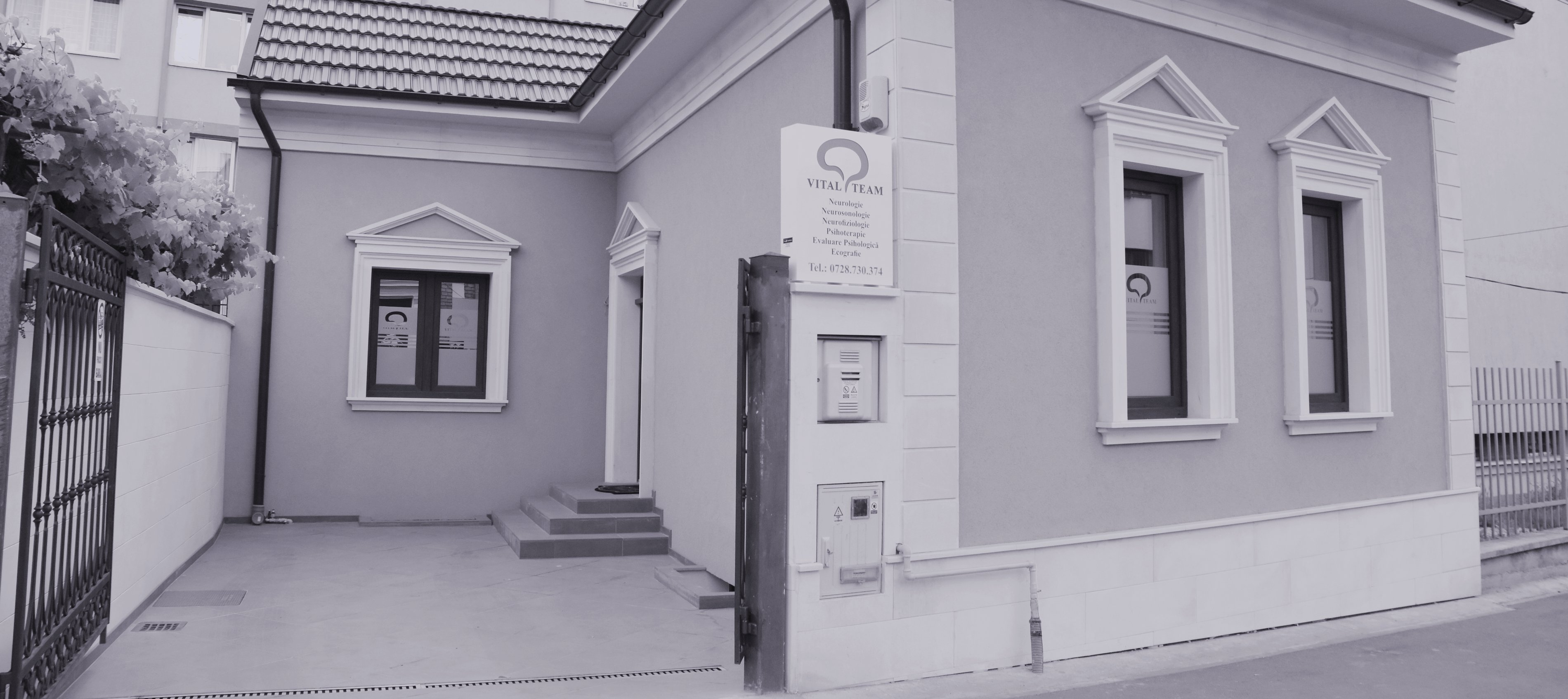 Vital Team Cluj-Napoca, Centru Medical Neurologie Psihologie